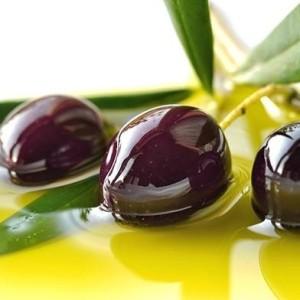 Olivy černé
